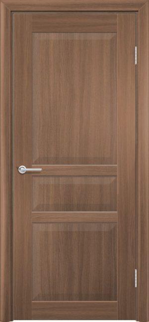 Межкомнатная дверь ПВХ S 23 орех королевский 3