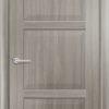Межкомнатная дверь ПВХ S 16 лиственница золотистая 1