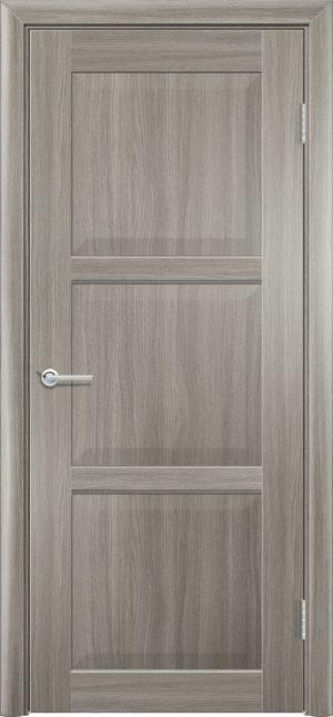 Межкомнатная дверь ПВХ S 24 дуб дымчатый 3