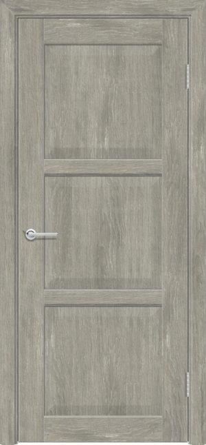 Межкомнатная дверь ПВХ S 24 дуб седой 3