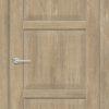Межкомнатная дверь ПВХ S 41 лиственница золотистая 2