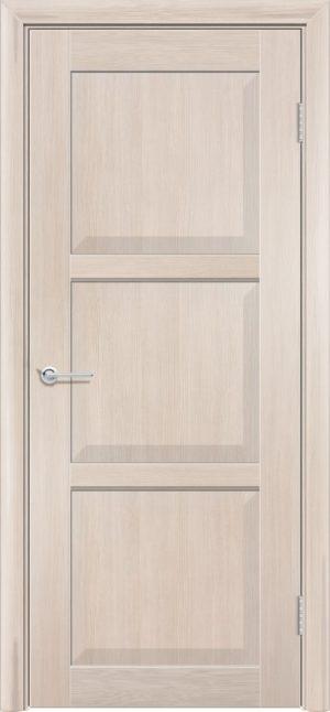 Межкомнатная дверь ПВХ S 24 лиственница кремовая 1