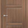 Межкомнатная дверь ПВХ S 53 лиственница беленая 2