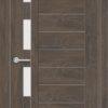 Межкомнатная дверь ПВХ S 25 дуб корица 1