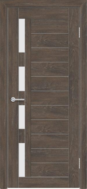 Межкомнатная дверь ПВХ S 25 дуб корица 3