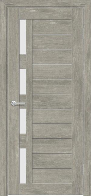 Межкомнатная дверь ПВХ S 25 дуб седой 3