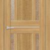 Межкомнатная дверь ПВХ S 1 лиственница кремовая 1