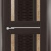 Межкомнатная дверь ПВХ S 11 дуб графит 1