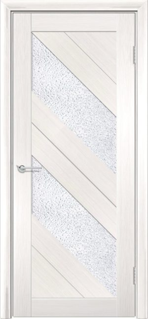 Межкомнатная дверь ПВХ S 27 лиственница беленая 3