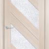 Межкомнатная дверь ПВХ S 1 лиственница золотистая 1
