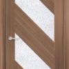 Межкомнатная дверь ПВХ S 27 лиственница беленая 2