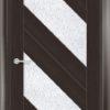Межкомнатная дверь ПВХ S 45 дуб корица 1
