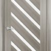 Межкомнатная дверь ПВХ S 34 лиственница беленая 1