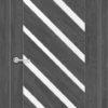 Межкомнатная дверь ПВХ S 39 лиственница кремовая 2