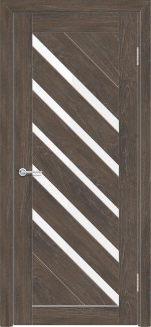 Межкомнатная дверь ПВХ S 28 дуб корица 3