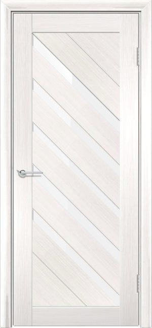 Межкомнатная дверь ПВХ S 28 лиственница беленая 3