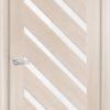 Межкомнатная дверь ПВХ S 10 дуб графит 1