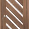 Межкомнатная дверь ПВХ S 7 дуб шале 2