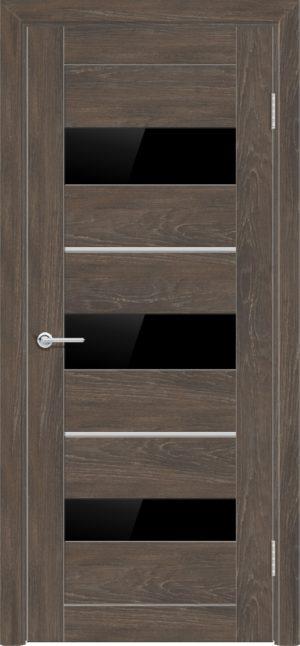 Межкомнатная дверь ПВХ S 29 дуб корица 3