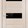 Межкомнатная дверь ПВХ S 12 дуб седой 1