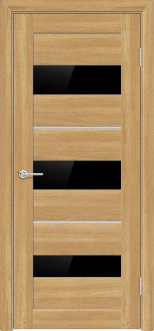 Межкомнатная дверь ПВХ S 29 лиственница золотистая 3