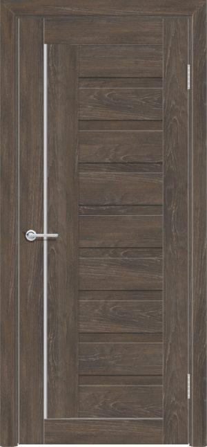 Межкомнатная дверь ПВХ S 3 дуб корица 3
