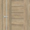 Межкомнатная дверь ПВХ S 9 лиственница золотистая 2