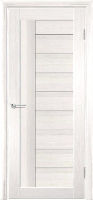 Межкомнатная дверь ПВХ S 3 лиственница беленая 3