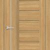 Межкомнатная дверь ПВХ S 6 дуб графит 1