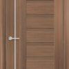 Межкомнатная дверь ПВХ S 25 лиственница золотистая 1