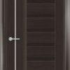 Межкомнатная дверь ПВХ S 23 лиственница беленая 2