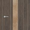 Межкомнатная дверь ПВХ S 38 дуб седой 1