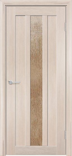 Межкомнатная дверь ПВХ S 30 лиственница кремовая 3
