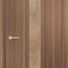 Межкомнатная дверь ПВХ S 18 дуб графит 2