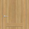 Межкомнатная дверь ПВХ S 24 лиственница беленая 2