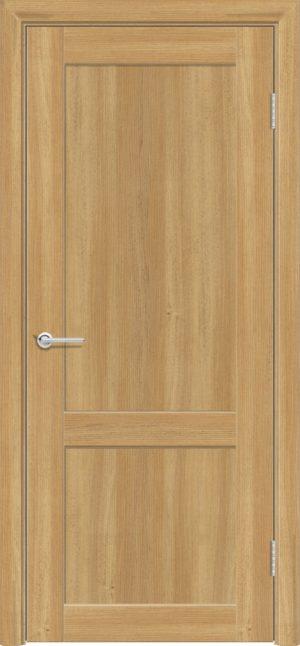 Межкомнатная дверь ПВХ S 31 лиственница золотистая 3