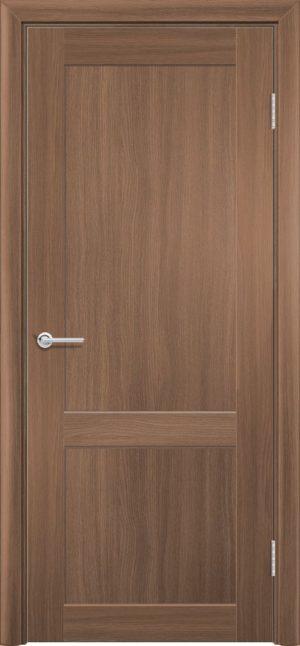 Межкомнатная дверь ПВХ S 31 орех королевский 3