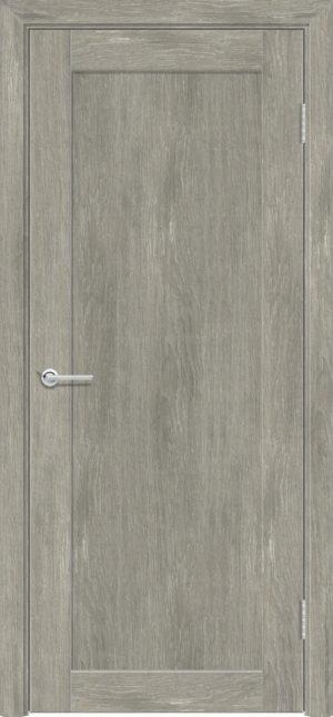Межкомнатная дверь ПВХ S 32 дуб седой 3