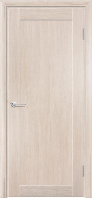 Межкомнатная дверь ПВХ S 32 лиственница кремовая 3