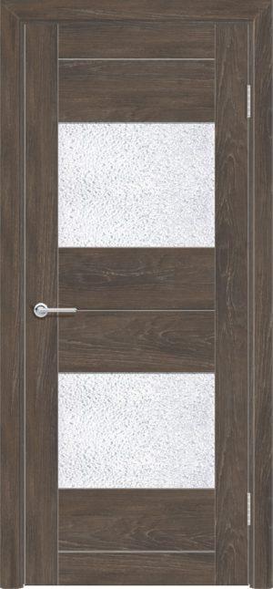 Межкомнатная дверь ПВХ S 33 дуб корица 3
