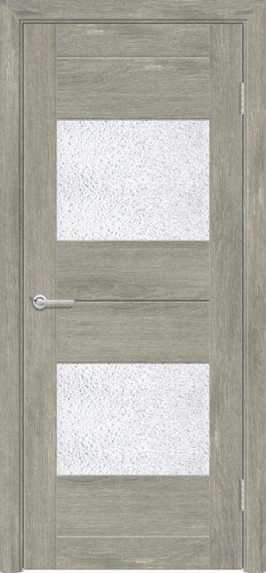 Межкомнатная дверь ПВХ S 33 дуб седой 3
