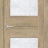 Межкомнатная дверь ПВХ S 32 лиственница кремовая 2