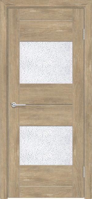 Межкомнатная дверь ПВХ S 33 дуб шале 3