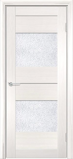 Межкомнатная дверь ПВХ S 33 лиственница беленая 3