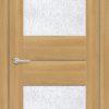 Межкомнатная дверь ПВХ S 39 лиственница золотистая 2