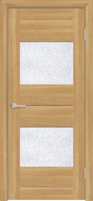 Межкомнатная дверь ПВХ S 33 лиственница золотистая 3