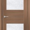 Межкомнатная дверь ПВХ S 40 дуб седой 2