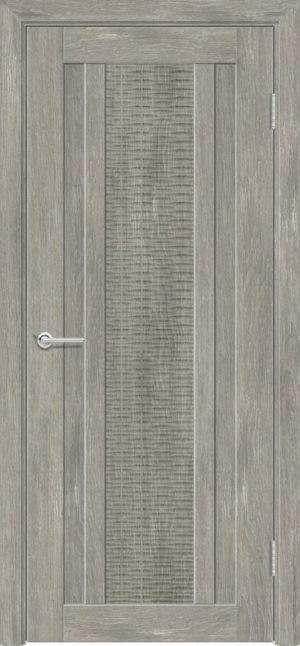 Межкомнатная дверь ПВХ S 34 дуб седой 3