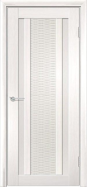 Межкомнатная дверь ПВХ S 34 лиственница беленая 3