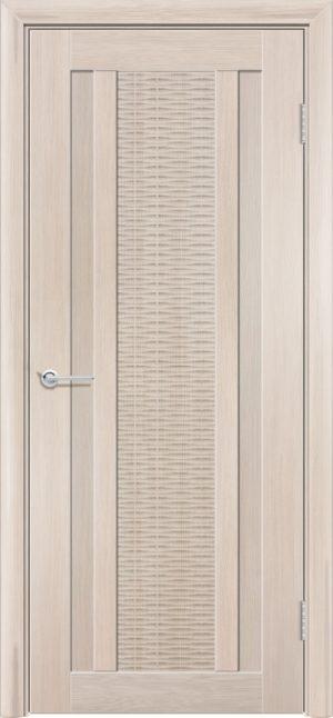 Межкомнатная дверь ПВХ S 34 лиственница кремовая 3